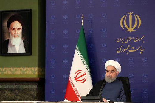 روحانی: ۲۵ میلیون ایرانی به کرونا مبتلا شدهاند/ موج دوم کرونا بخاطر عروسی و عزا و ریختن ترس مردم بود/ برای درمان کرونا ۵ دارو در اختیار داریم/ ما در مقابل این بیماری پیروز میشویم