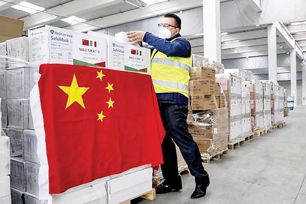 چین شرکتهای آمریکایی اپل و کوالکام را تهدید کرد
