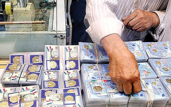اضلاع محرک قیمت سکه نقدی