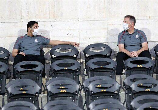 دیدار معاون روحانی با دو ورزشکار معروف+عکس