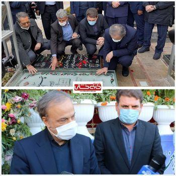 وزیر صمت: سردار سلیمانی همه هستی خود را فدای انقلاب و نظام کرد/ نسل جدید باید راه حاج قاسم را دنبال کند
