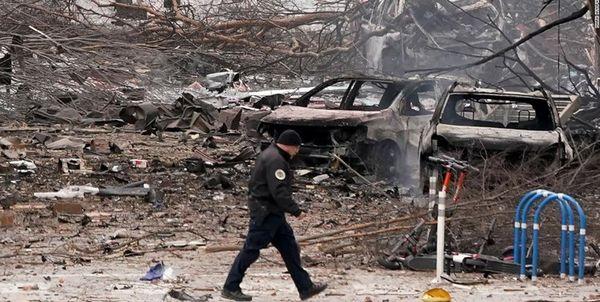 جزییات تازه از علت انفجار مهیب نشویل آمریکا