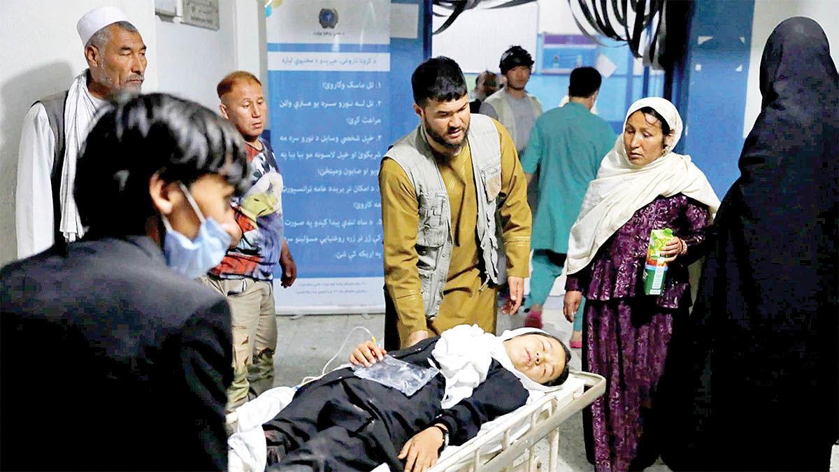 روز غمانگیز کابل