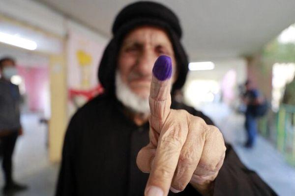 مشارکت در انتخابات پارلمانی عراق به 41 درصد رسید
