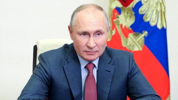 درخواست پوتین برای توقف درگیری اسرائیل و فلسطین