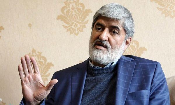 حمله تند علی مطهری به اصولگرایان