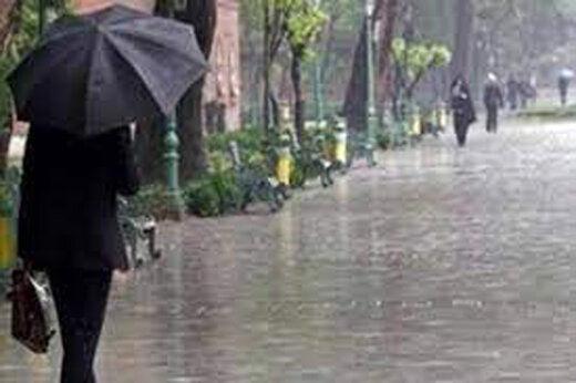 هشدار وقوع طوفان و رگبار شدید در چندین استان کشور