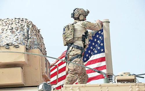 آینده نامعلوم آمریکا در خاورمیانه