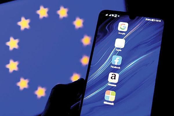 اروپا طرح مالیات دیجیتال خود را رها کرد