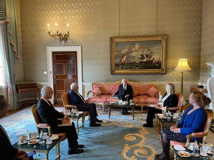 برجام، روابط دوجانبه، تحولات خاورمیانه؛ محور رایزنیهای ظریف در ایرلند