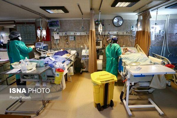 کاهش آمار فوتیهای کرونا در کشور/ شناسایی ۱۱۵۶۱ بیمار جدید