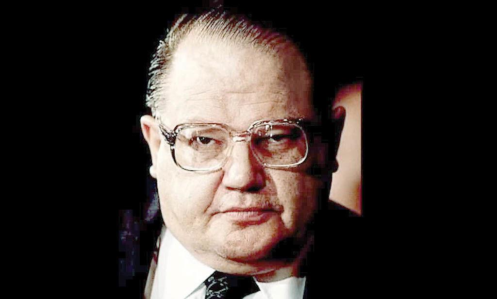 نلسون بانکر هانت مدیر نفتی   و میلیاردر ورشکسته آمریکایی