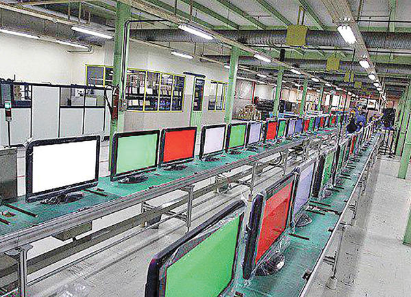 ساخت یکی از بزرگترین کارخانههای تولید لوازمخانگی ایران در مراحل پایانی