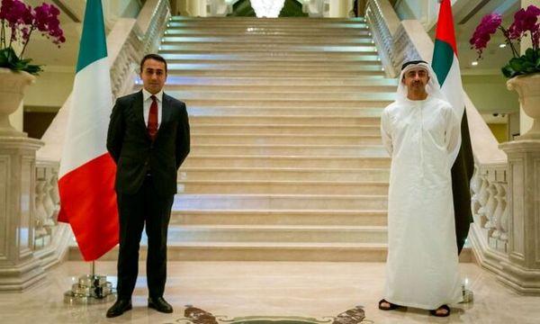 تایید اختلافات  ایتالیا با امارات