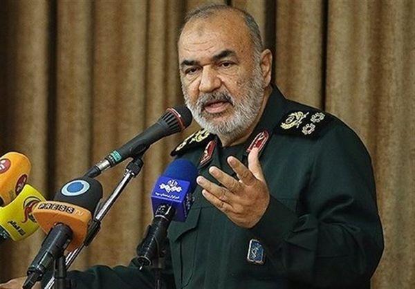 سردار سلامی: جنگ آینده جنگ ممات رژیم صهیونیستی است