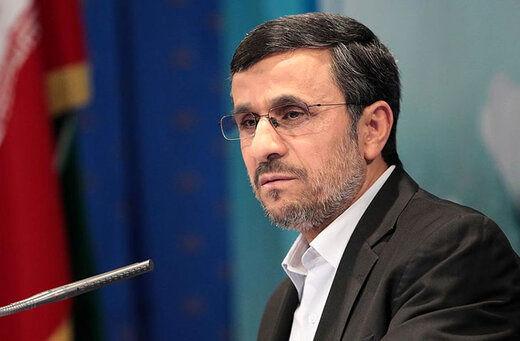 محمود احمدی نژاد افشاگری می کند؟ / مطالبی دارم که وقت انتخابات می گویم