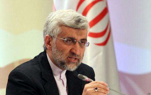 حمله سعید جلیلی به حسن روحانی