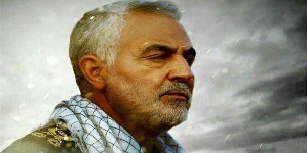 کارت ملی شهید سردار سلیمانی/ عکس