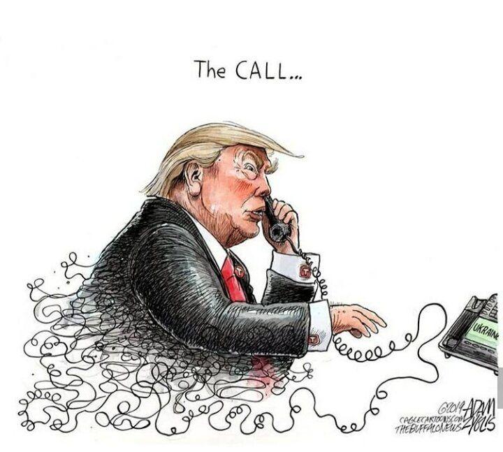 افکار پیچیده و شوم ترامپ برای جمع کردن رای رو ببینید!