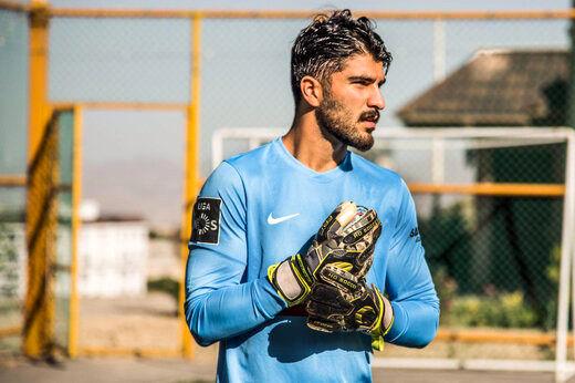امیر عابدزاده در صدر بهترین گلرهای پرتغال قرار گرفت + عکس