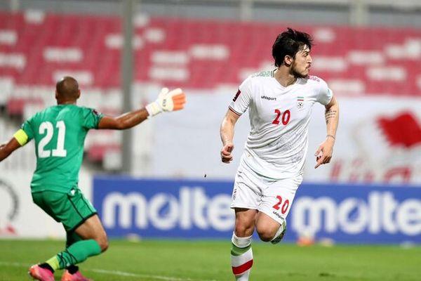 پیروزی مقتدرانه ایران برابر بحرین