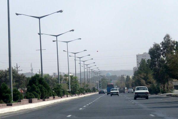 پشبینی وزش باد شدید همراه با گرد و خاک در تهران