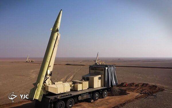 ویژگی موشکهای جدید سپاه پاسداران + عکس