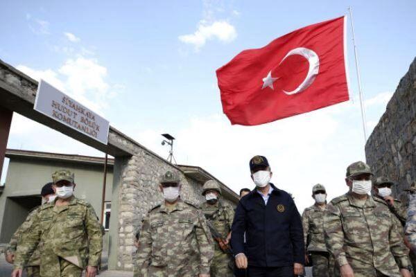 هشدار جدی وزارت دفاع ترکیه به یونان