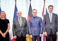 ماموریت برجامی تروئیکای اروپایی