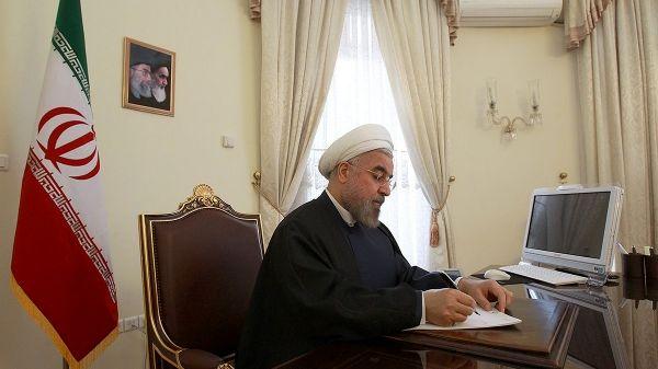رئیس جمهور رحلت آیت الله جلالی خمینی را تسلیت گفت