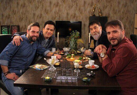 علی انصاریان در سریالهای تلویزیونی + تصاویر