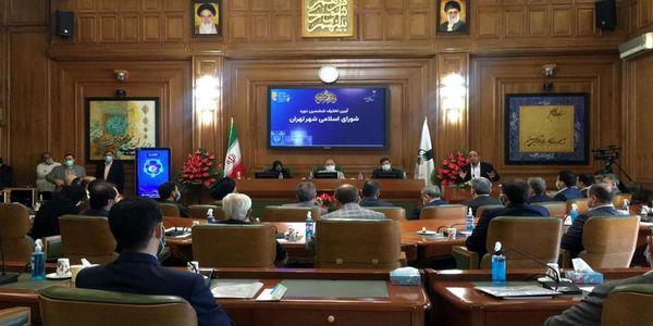 تصاویری از مراسم تحلیف شورای ششم شهر تهران