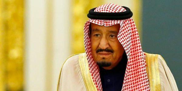 اعلام حمایت شاه سعودی از فلسطینیان
