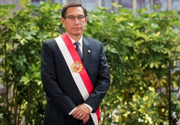 معترضان پرو به دنبال برکناری رئیس جمهور کشورشاناند؟