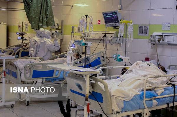 آمار جدید کرونا در ایران؛ 355 فوتی و ۱۲۸۴۷ مبتلا