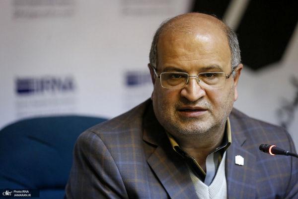 انتقادها و هشدارهای فرمانده ستاد مقابله با کرونا در تهران