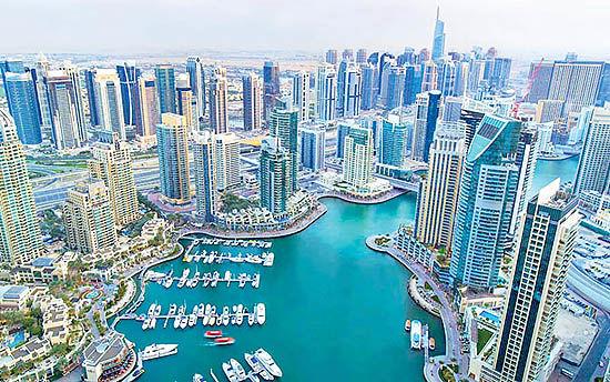 جهش دوباره بخش خصوصی غیرنفتی امارات