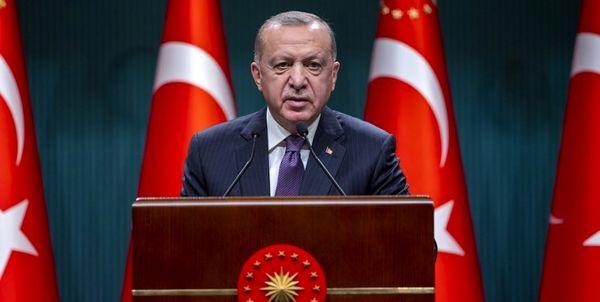 اردوغان: من بر خلاف بایدن درباره اسناد حرف میزنم