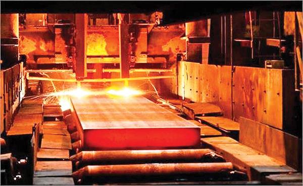 ضربات کاهشی به بازار فولاد