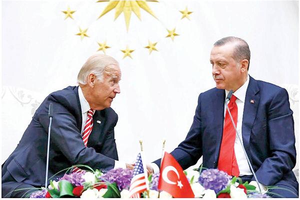 سرد شدن روابط آمریکا و ترکیه