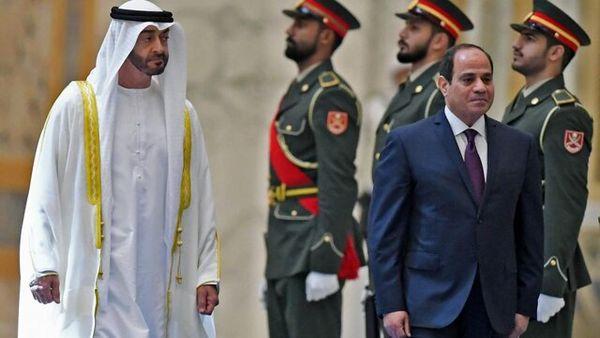 مانعتراشی امارات در مسیر آشتی مصر و ترکیه