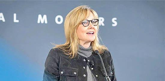مری بارا؛ مدیرعامل جنرال موتورز