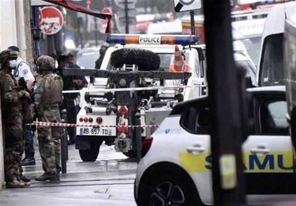 فرانسه: حمله به نزدیکی دفتر سابق شارلی ابدو اقدام تروریستی بود