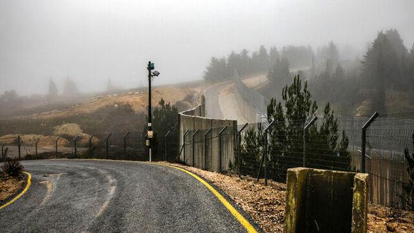 حضور ارتش رژیم صهیونیستی در مرزهای لبنان