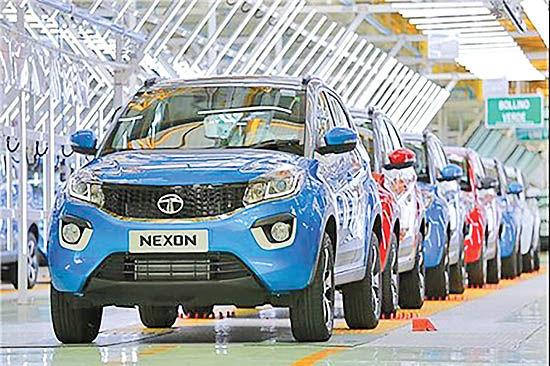 حمایت دولت هند از خودروسازی