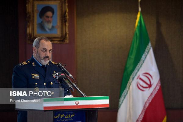 فرمانده نیروی هوایی ارتش: عملیاتهای نیروی هوایی ارتش جمهوری اسلامی ایران در تمام دنیا زبانزد است
