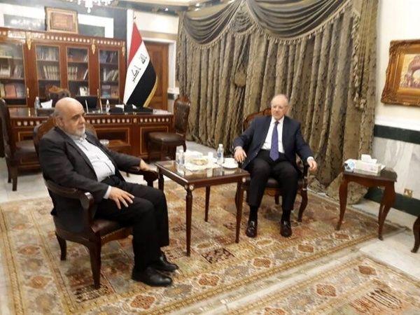 رایزنی با عراق برای آزادسازی پولهای ایران