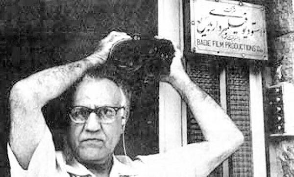 پدر لابراتورهای ایران