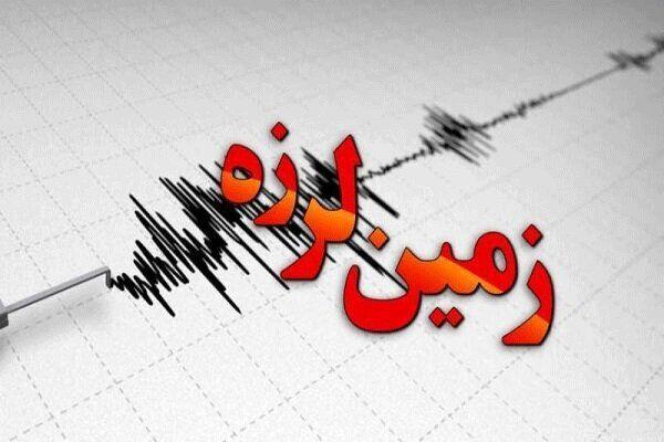 دو زلزله در مرز استان های مازندران و سمنان
