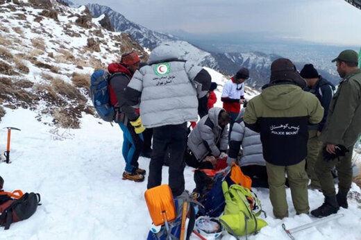 مرحله جدید جستجوی مفقودان در ارتفاعات تهران
